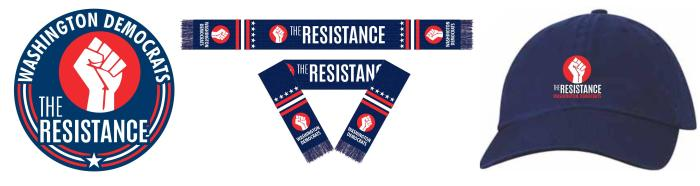 Resistance Merch One-Page
